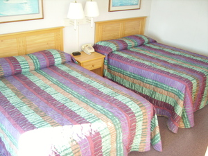 Two Double Beds Picture 10